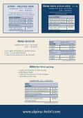 Pricelist-Winter-D12-13 – PDF - Hotel Alpina in Bad Hofgastein - Page 3