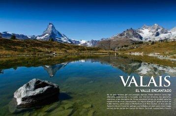 el valle encantado - Valais