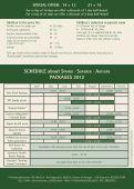 Price List Summer season 2012 - Hotel Alpina in Bad Hofgastein - Page 6