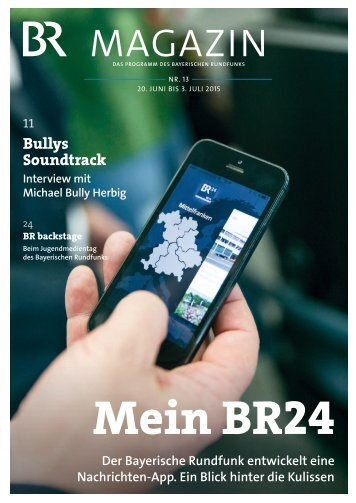 BR-Magazin 13/2015