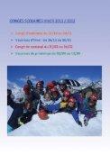 Classes de neige Valmalenco 2012 - Alpina - Page 2