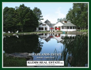 RoughLAndS ESTATE RoughLAndS ESTATE - Klemm Real Estate ...