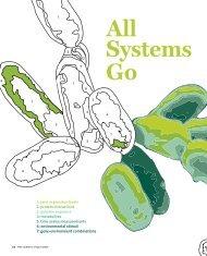 systems go - Elie Dolgin