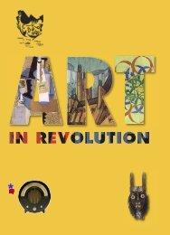 Art in Revolution 1 - newleafdesign.me.uk