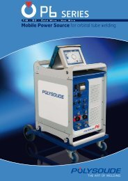 Mobile Power Source - Polysoude