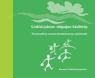 Linkki-jakson ohjaajan käsikirja - Suomen Mielenterveysseura