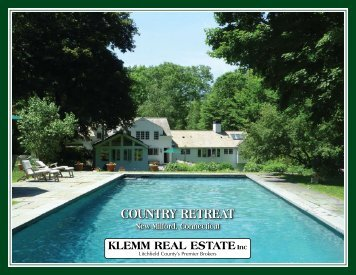 Download PDF Brochure - Klemm Real Estate, Inc.