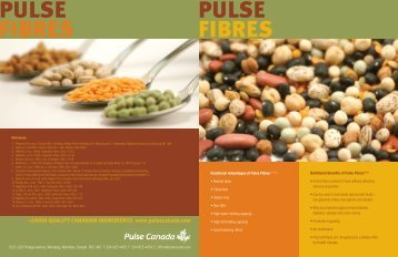 Pulse-Fibres - Pulse Canada