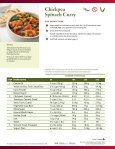 Chickpea Spinach Curry - Pulse Canada - Page 2