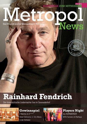 Metropol News Juni 2015