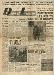 LES PETITS - Archives du MRAP