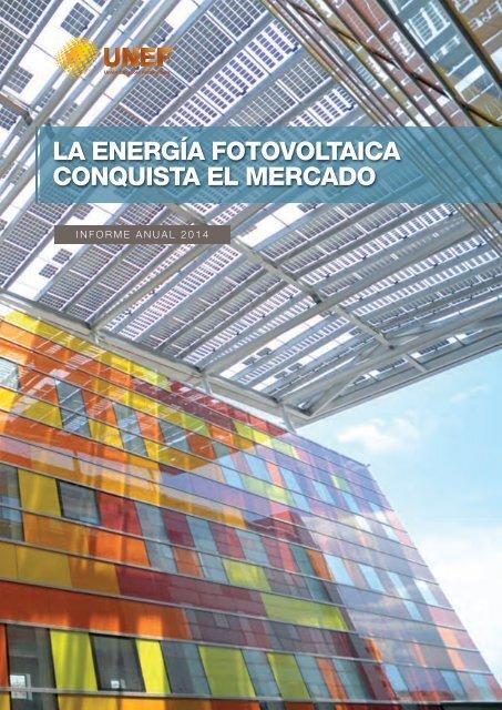 LA ENERGÍA FOTOVOLTAICA CONQUISTA EL MERCADO