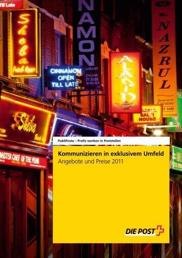Die Poststellen - my-media.ch