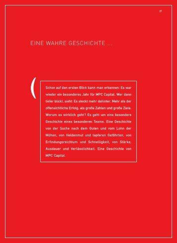 EINE WAHRE GESCHICHTE ...