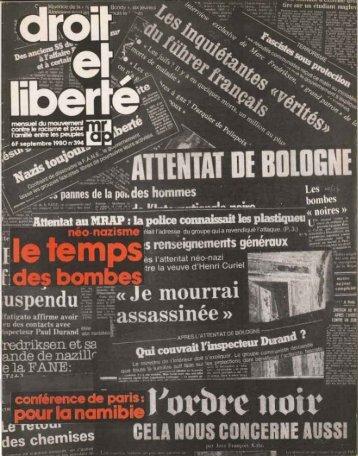 paris - Archives du MRAP