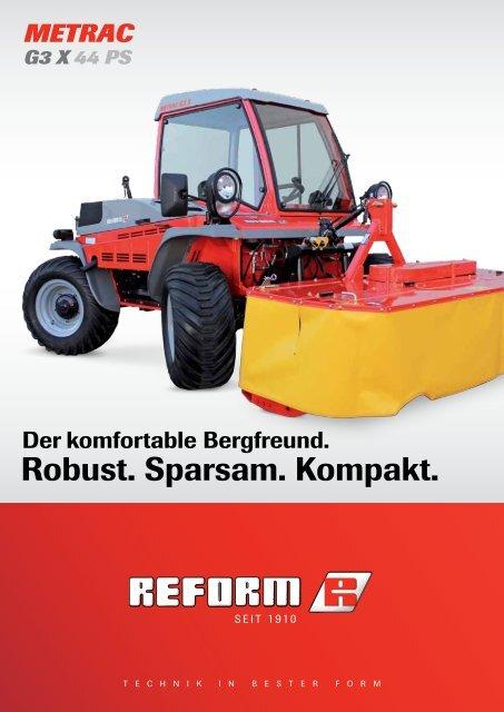 Deutsch - Reform