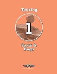 Seats & Bags Touring - Custom Chrome
