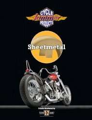 Sheetmetal - Custom Chrome