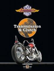 Transmission & Clutch - Custom Chrome