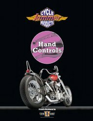 Hand Controls - Custom Chrome