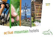 active mountain hotels - Feldmilla
