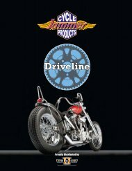 Driveline - Custom Chrome