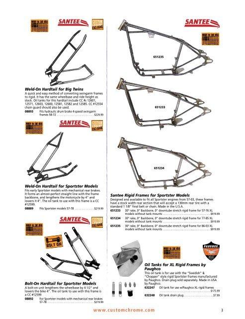 650195 Santee 4-Speed Rig