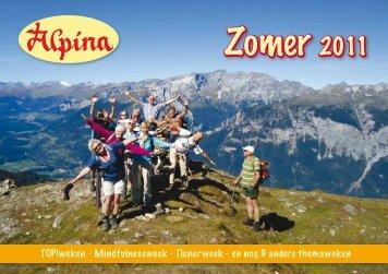 Hartelijk welkom in Hotel Alpina - Hotel Alpina Tschiertschen