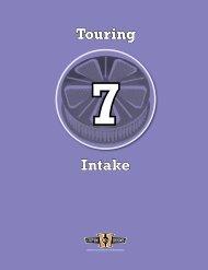 Intake Touring - Custom Chrome