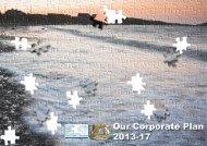 Our Corporate Plan 2013-2017 - Shetland Islands Council