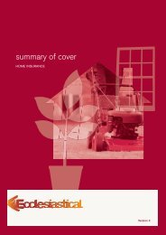summary of cover
