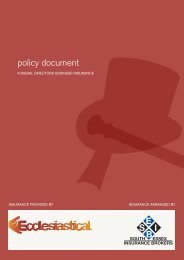 policy document - SEIB