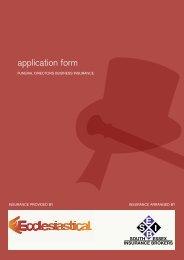 application form - SEIB