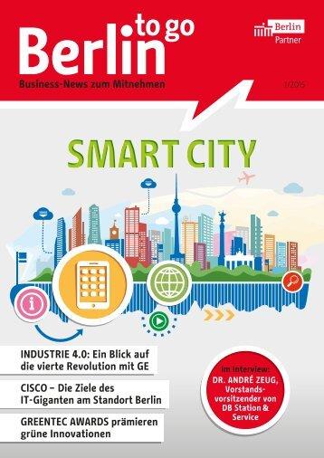 Berlin to go, Ausgabe 1.2015