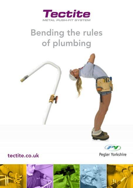 Tectite Domestic Plumbing - Pegler Yorkshire