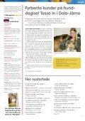 Dagishundarna trivs på Tassa Insid 3 - Vansbro kommun - Page 3