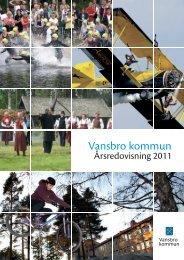Vansbro kommun årsredovisning 2011