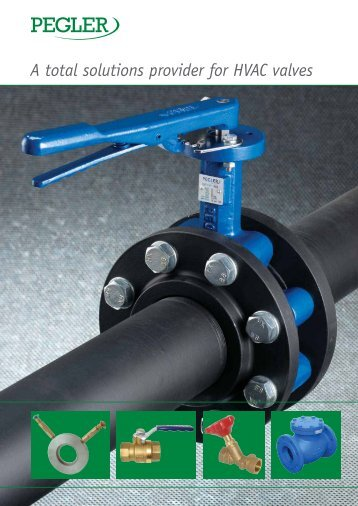 A total solutions provider for HVAC valves - Building Products Index