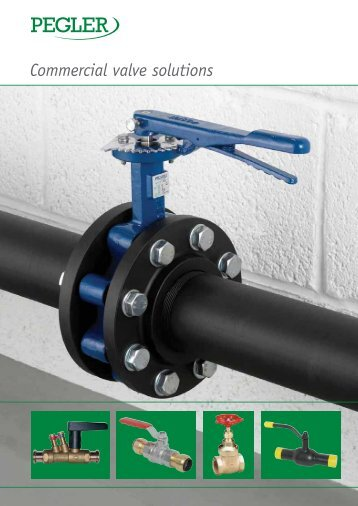 Commercial valve solutions - Pegler Yorkshire