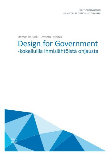 Design-for-Government