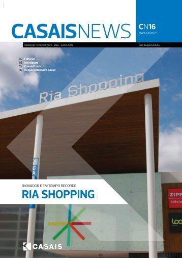 RIA SHOPPING - Casais