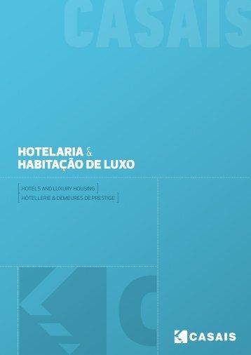 HOTELARIA & HABITAÇÃO DE LUXO - Casais