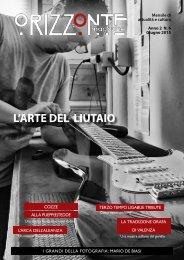 Orizzonte Magazine n°6 Giugno 2015 ok