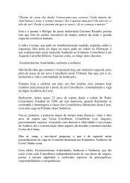 Faça aqui o download - TCE-SE - Sergipe