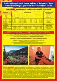 Urlaub für jung & alt und fröhliche Menschen - Alpenhotel ...