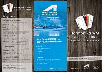 Harmonika WM - Inzell