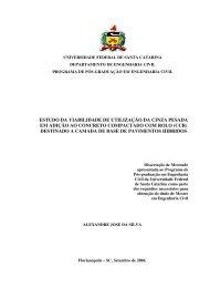 Dissertação - Rodovias Verdes - UFSC