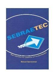 Manual Operacional - Sebrae
