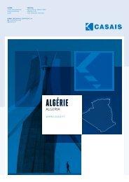 Brochure de présentation Document PDF - Casais