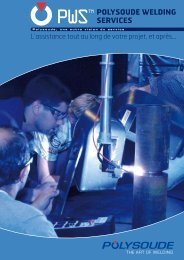 PWSTM POLYSOUDE WELDING SERVICES